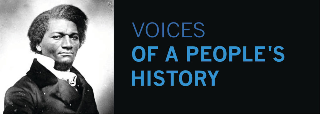 Voices of a People's History logo